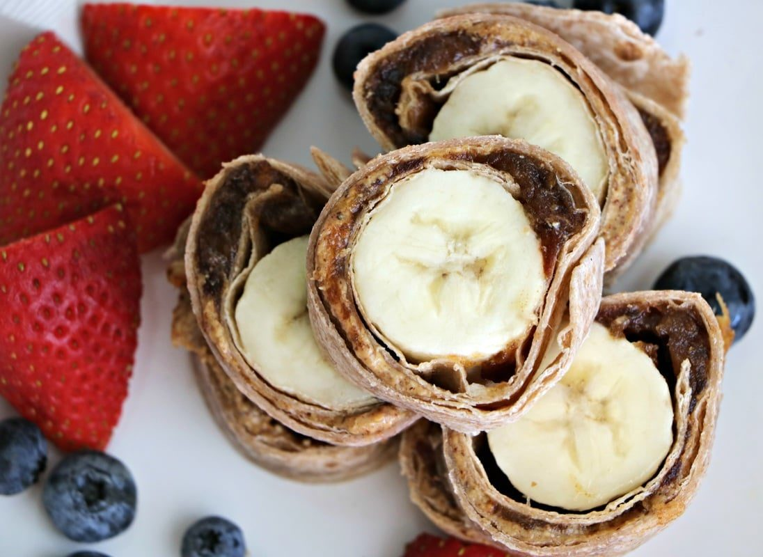 banana-date-nut-butter-rollups