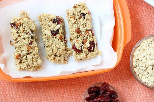 cranberry-oat-granola-bars
