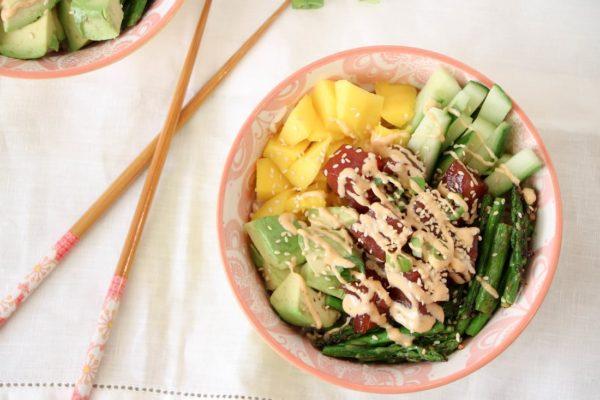 ahi-tuna-mango-poke-bowl