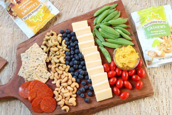 cashew-charcuterie-board