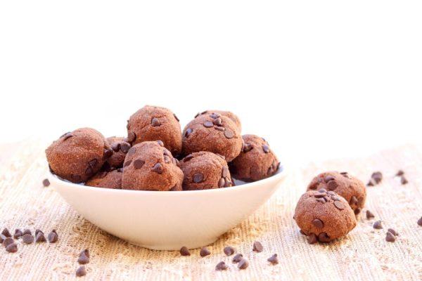 chocolate-brownie-bites