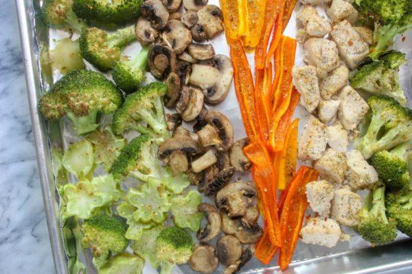 chicken-and-veggies-sheet-pan