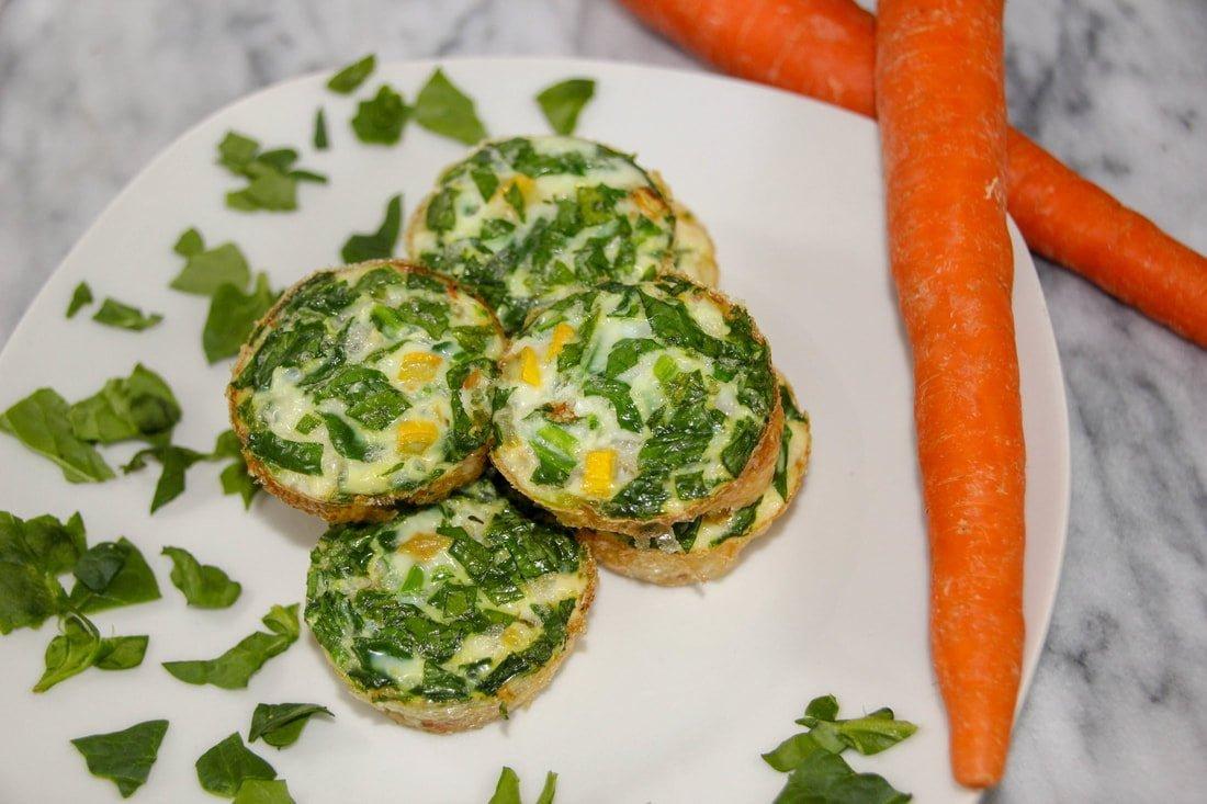 veggie-egg-white-muffins
