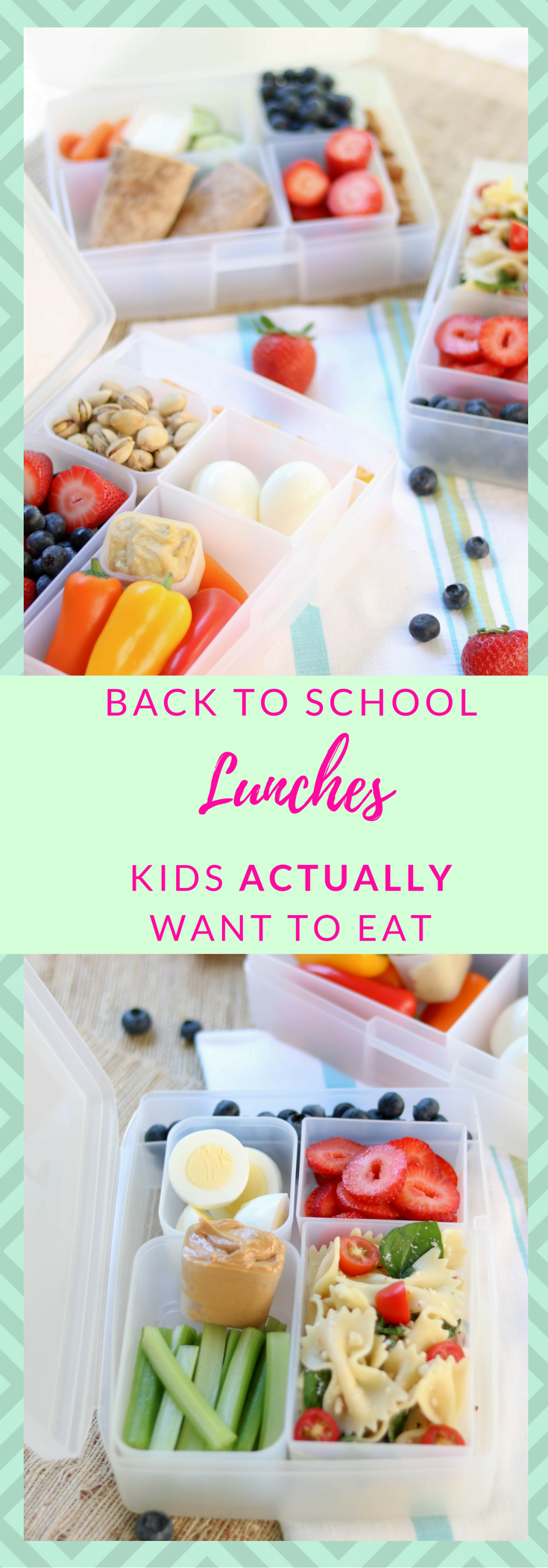 Bento Box Lunches Kids Actually Want to Eat!