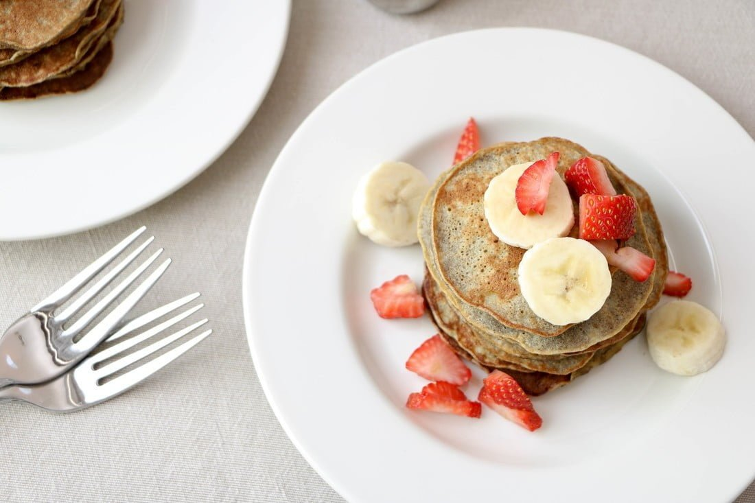 Three Ingredient Pancakes (GF, DF)