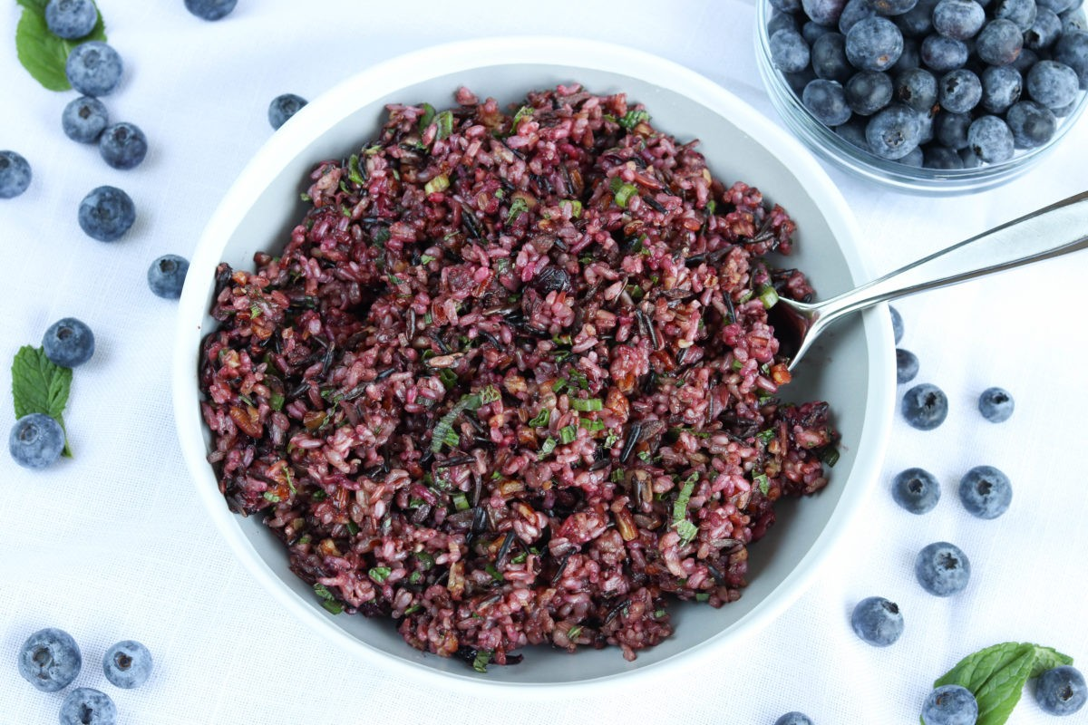 Blueberry Side Dishes